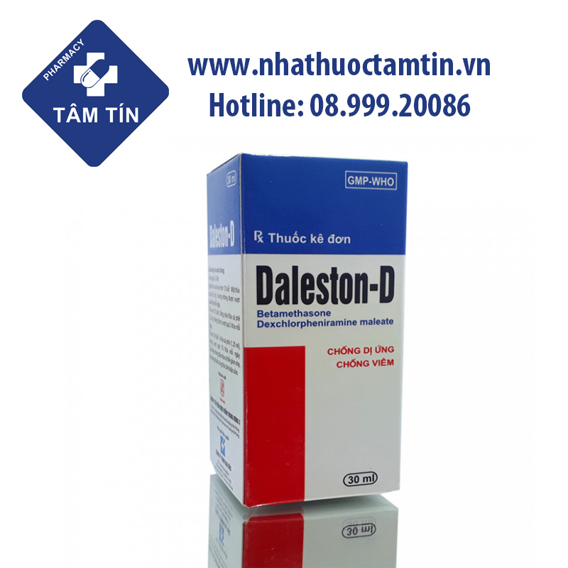 Daleston-d 30ml