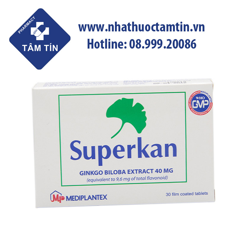 Superkan 40mg